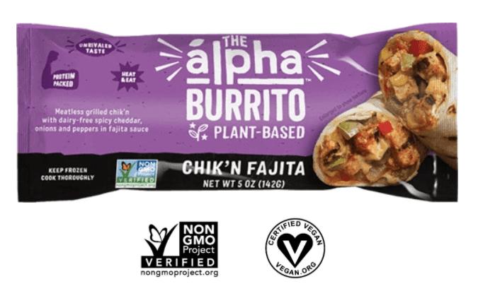 alpha burritos